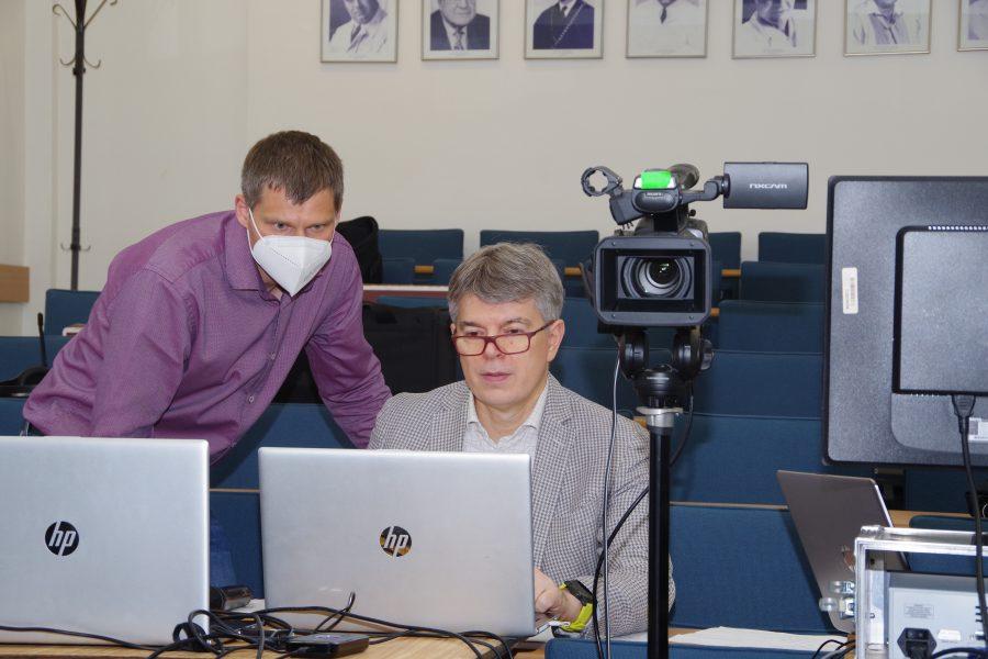 Mezinárodní workshop pro účastníky z 30 zemí poprvé virtuálně z GPK!