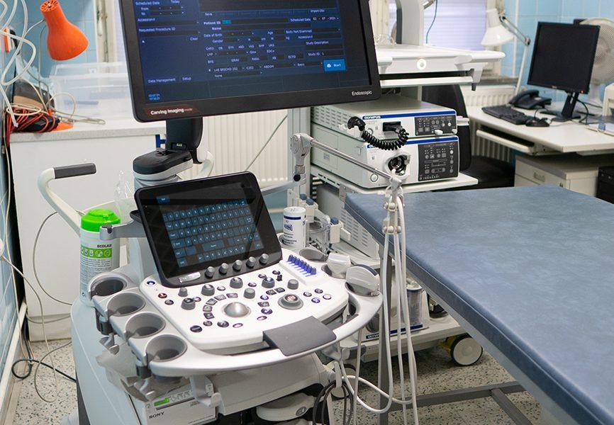 Moderní pracoviště umožňuje zpřesnění diagnostiky a nové zobrazovací možnosti