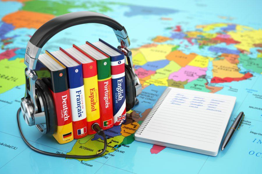 Jazyková vybavenost zaměstnanců hraje důležitou roli